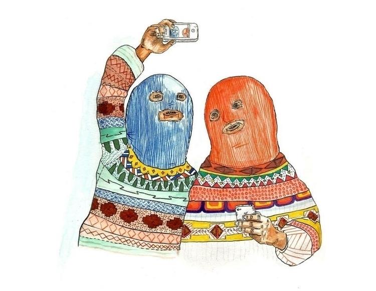 Selfie Sweatermen - wearesweatermen - deadbeathero | ello