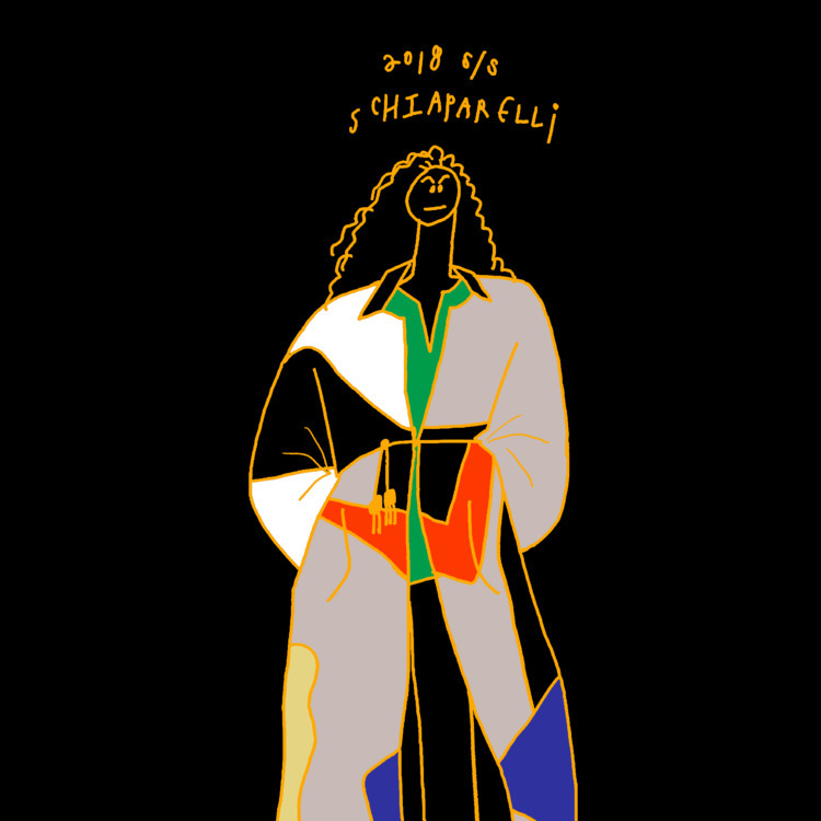 schiaparelli, chanel, 3.1philliplim - iamdykim | ello