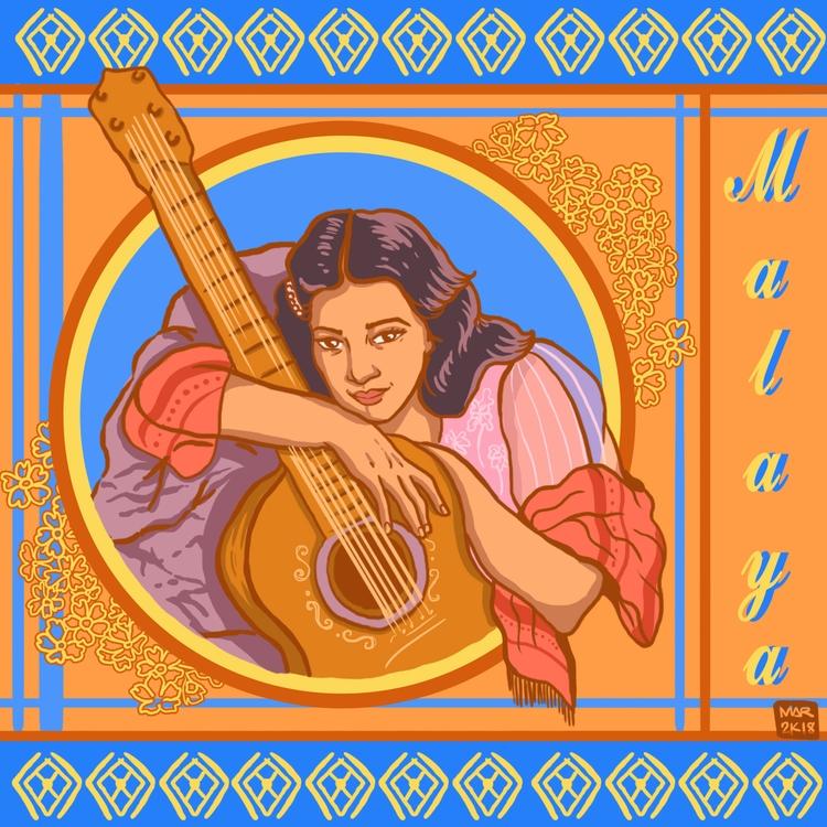 Malaya - musikera, artph, maarte - angmaarte | ello
