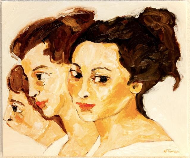Rubens (Detail, Diana Returning - nealturner | ello