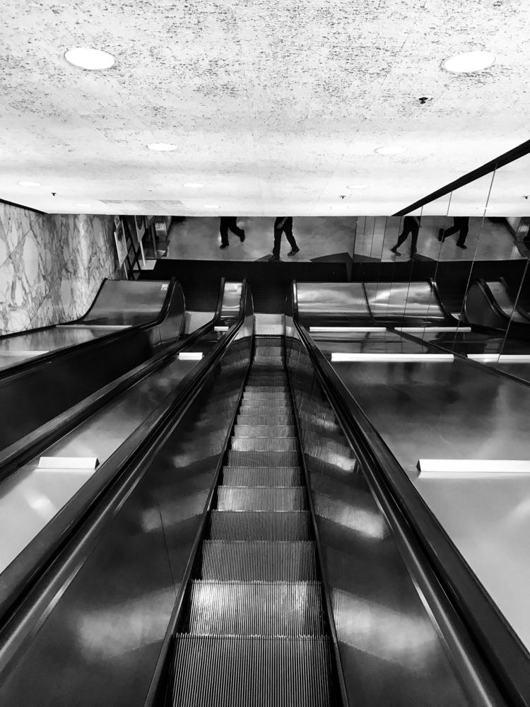 black, white, photography - becauseicreate | ello