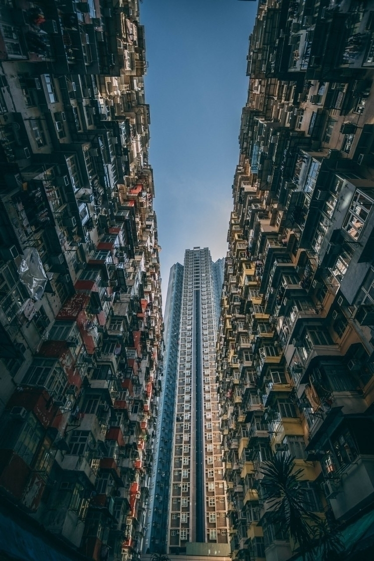 hongkong enjoying exploring cit - jyong_cn | ello