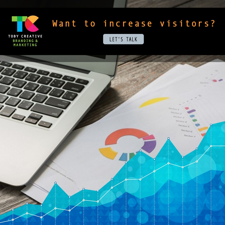 increase visitors website? Requ - tobycreative | ello