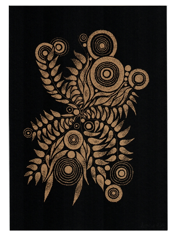Cosmic plant - ludivine_cornaglia_filippusdottir | ello