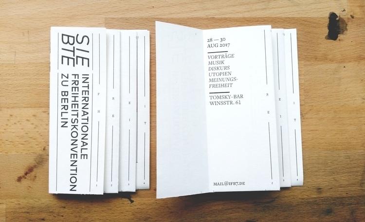 Leporello typography class - freedom - leo_lamprecht   ello