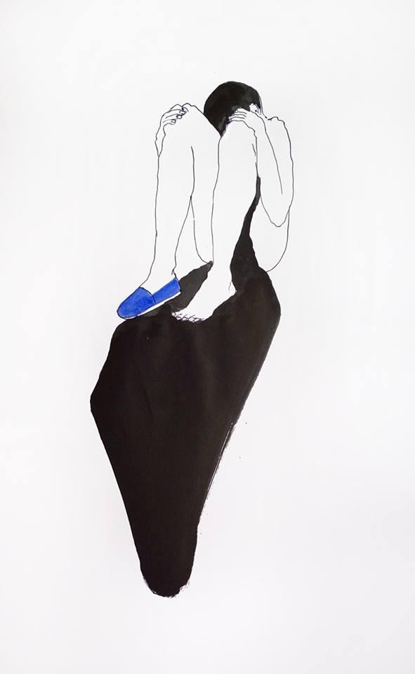 french artist illustrator. live - magaliseghetto | ello
