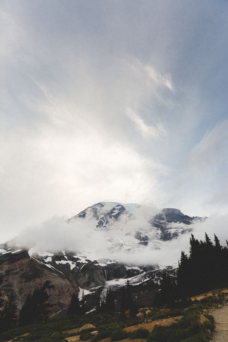 Mt. Rainier National Park, Wash - motvd | ello
