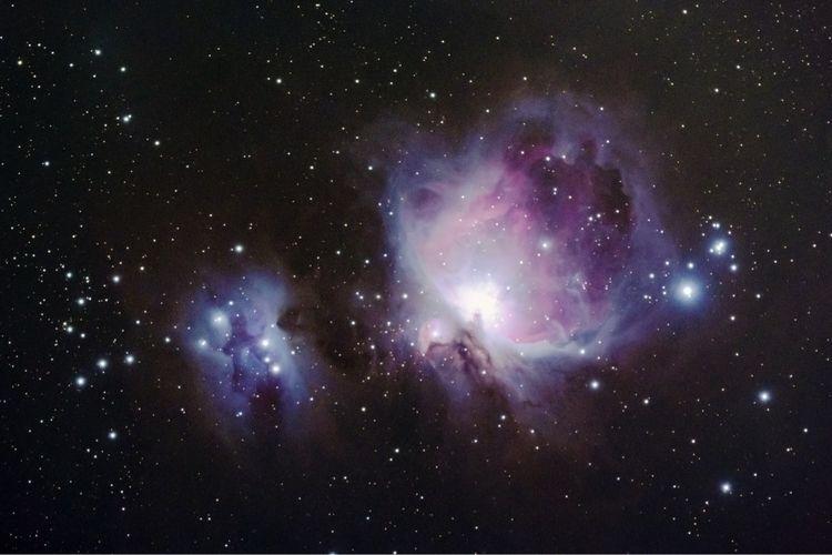 Great Nebula Orion. pretty happ - gulielmus | ello