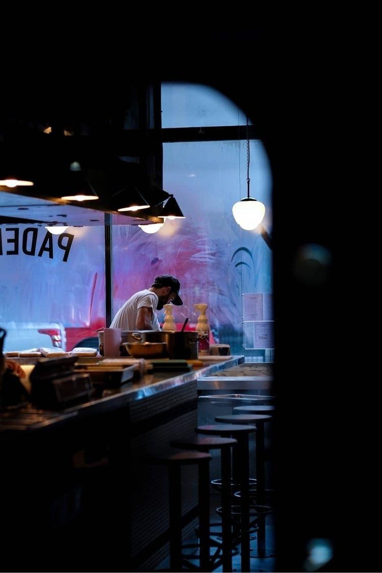 Padella Pasta Preparation - london - josephkeating   ello