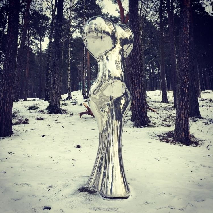 Marilyn Monroe sculpture artist - stigergutt | ello