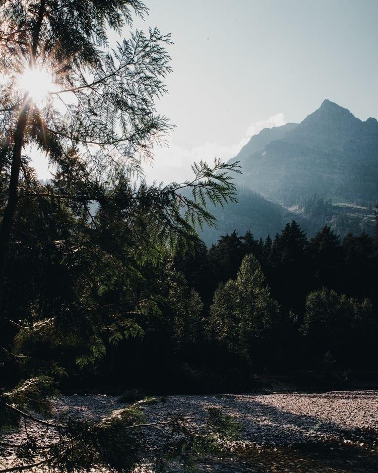 Glacier summers - shatsky | ello