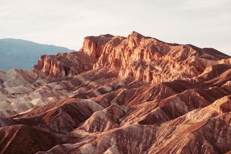 Zabriskie Point Death Valley.  - kevinchin | ello