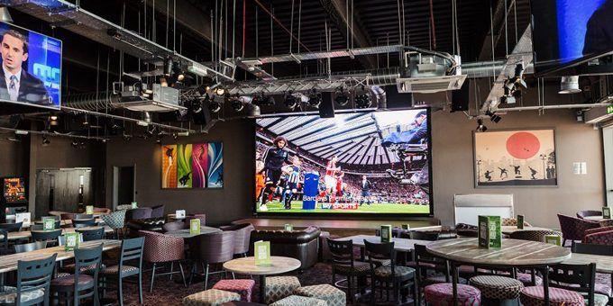 1 Sports Bars Shoreditch Click - brownsshoreditch | ello