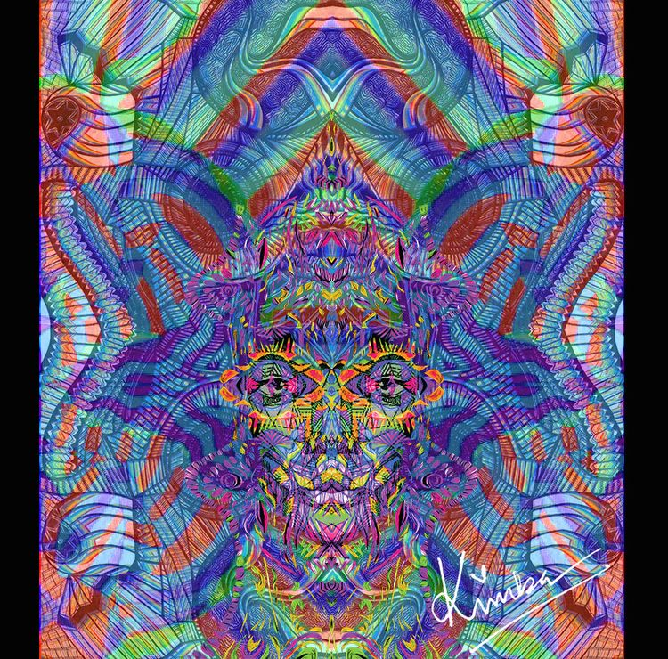mix media abstract artist. play - kimbahanghal | ello