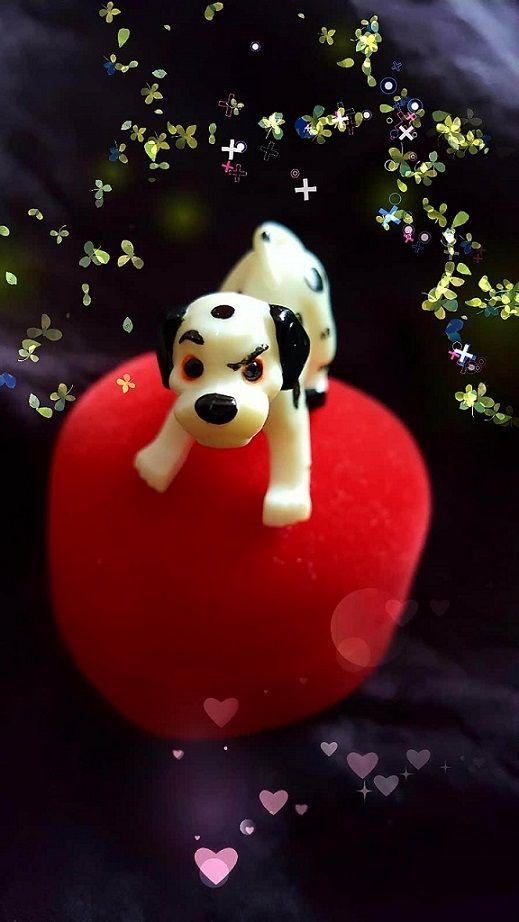 Today began Year - Dog Year.  - margoseila | ello
