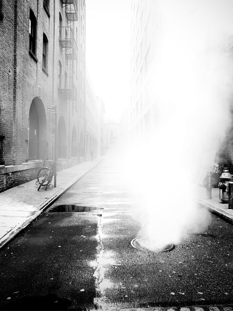 Hell Winter - nyc, blackandwhite - adamwhittakernyc | ello