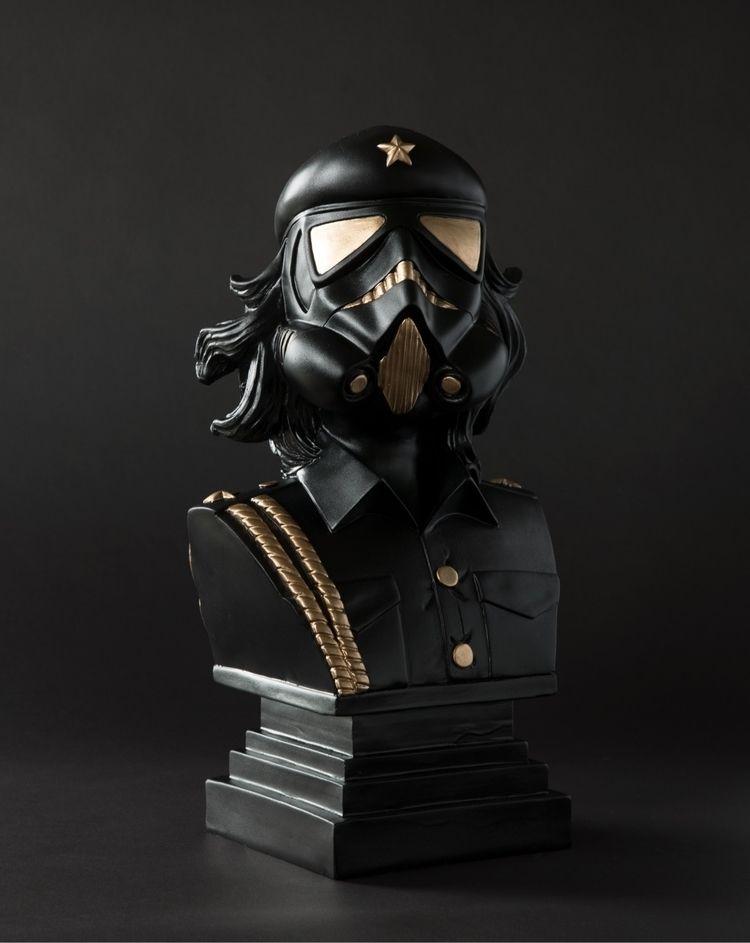 CheTrooper Bust - urbanmedium   ello