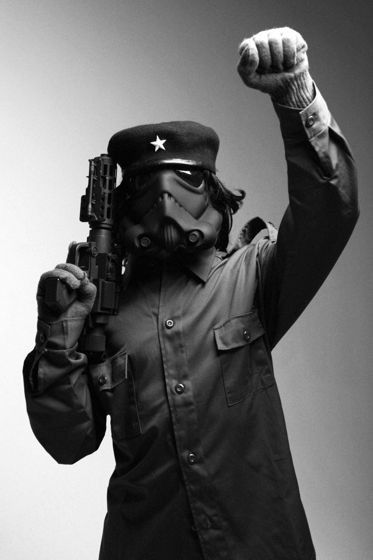 CheTrooper - urbanmedium | ello