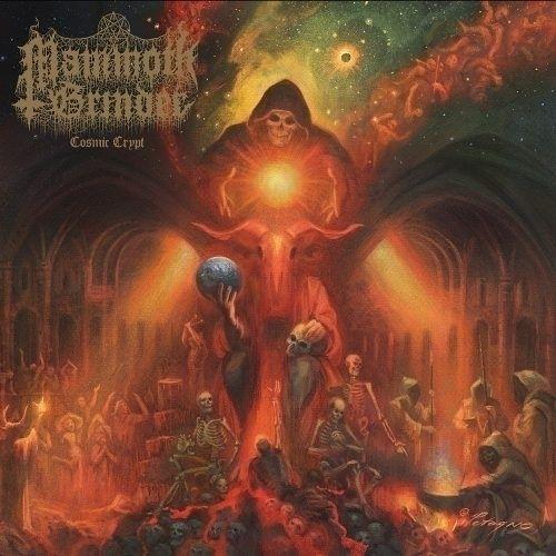 Mammoth Grinder - Cosmic Crypt  - obsidian_pharaoh | ello