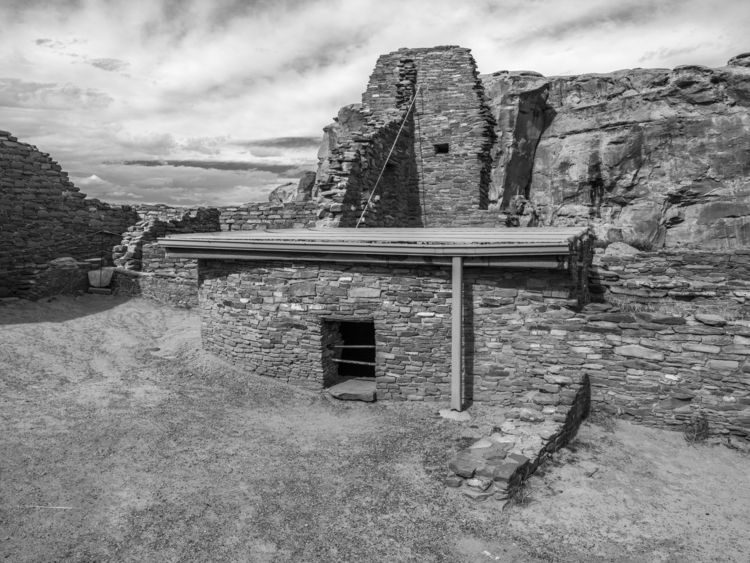 Pueblo Bonito - photography, GFX - mteresko | ello