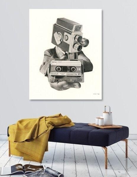 nice rendering work - collage, art - keysgoclick | ello