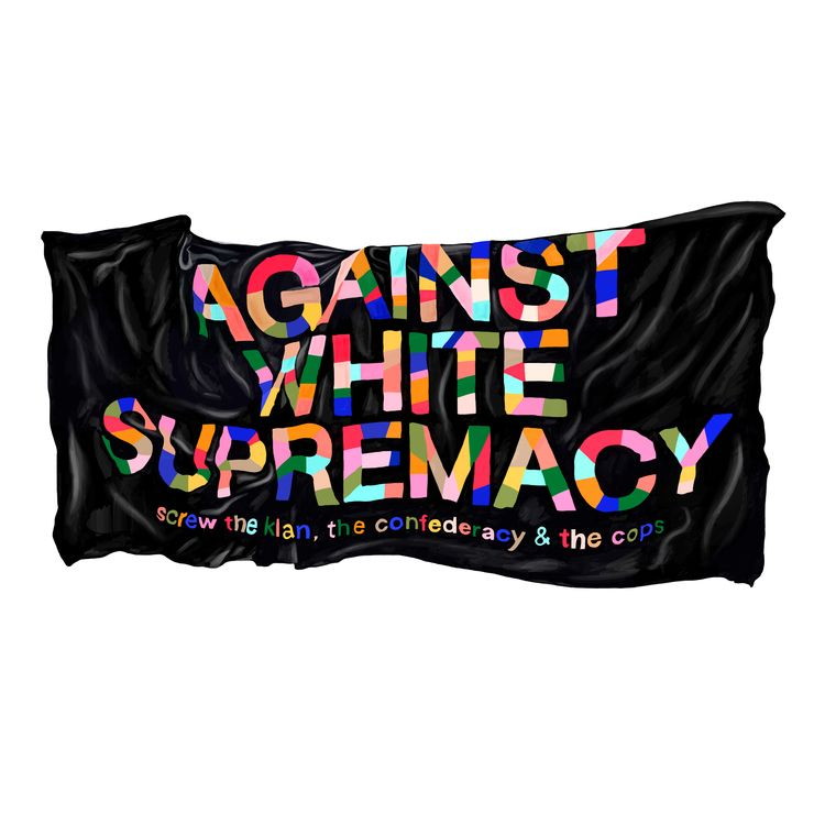 White Supremacy, Digital Painti - stephaniemadeit | ello