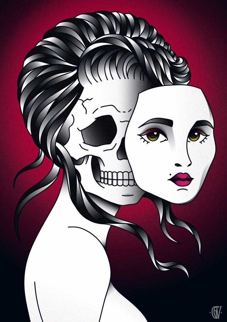 Luxuria (Lust) - Deadly Sins 1s - g-c-v   ello
