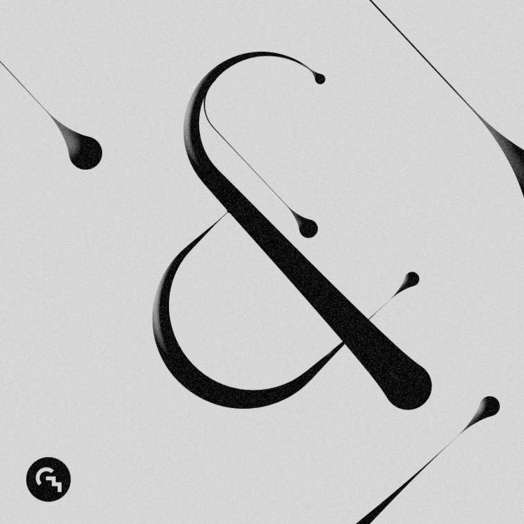V3 / Digital Calligraphy - art, typography - game4d | ello