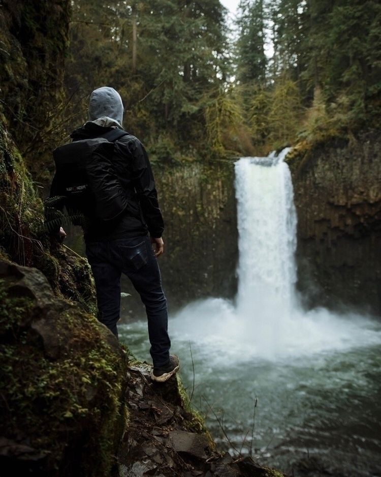 Waterfall adventures - ellophotography - itsjahmin | ello
