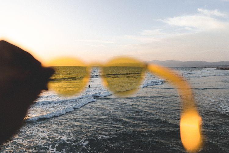 sunsets venice beach, californi - motvd | ello
