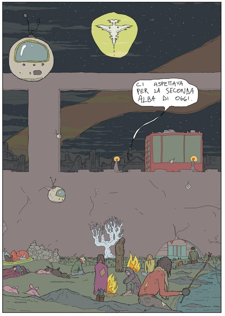 Sezione Aurea VII: Seventh page - 5bo | ello