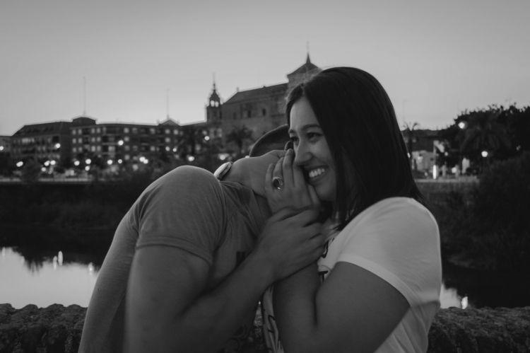 Couple - photography, portrait, aov - silviahgmez | ello