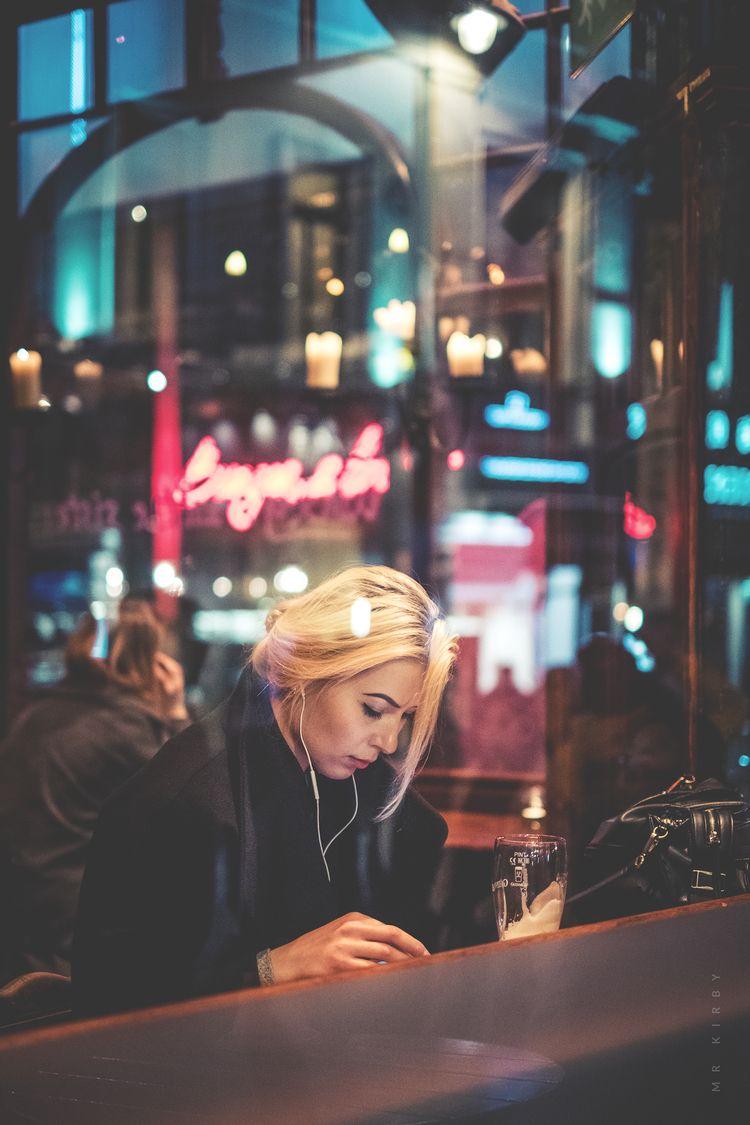 Neon Nights - london, streetphotography - mrkirby | ello