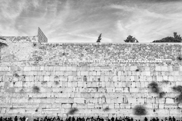Wailing Wall - Jerusalem, Israel - arnevanoosterom | ello