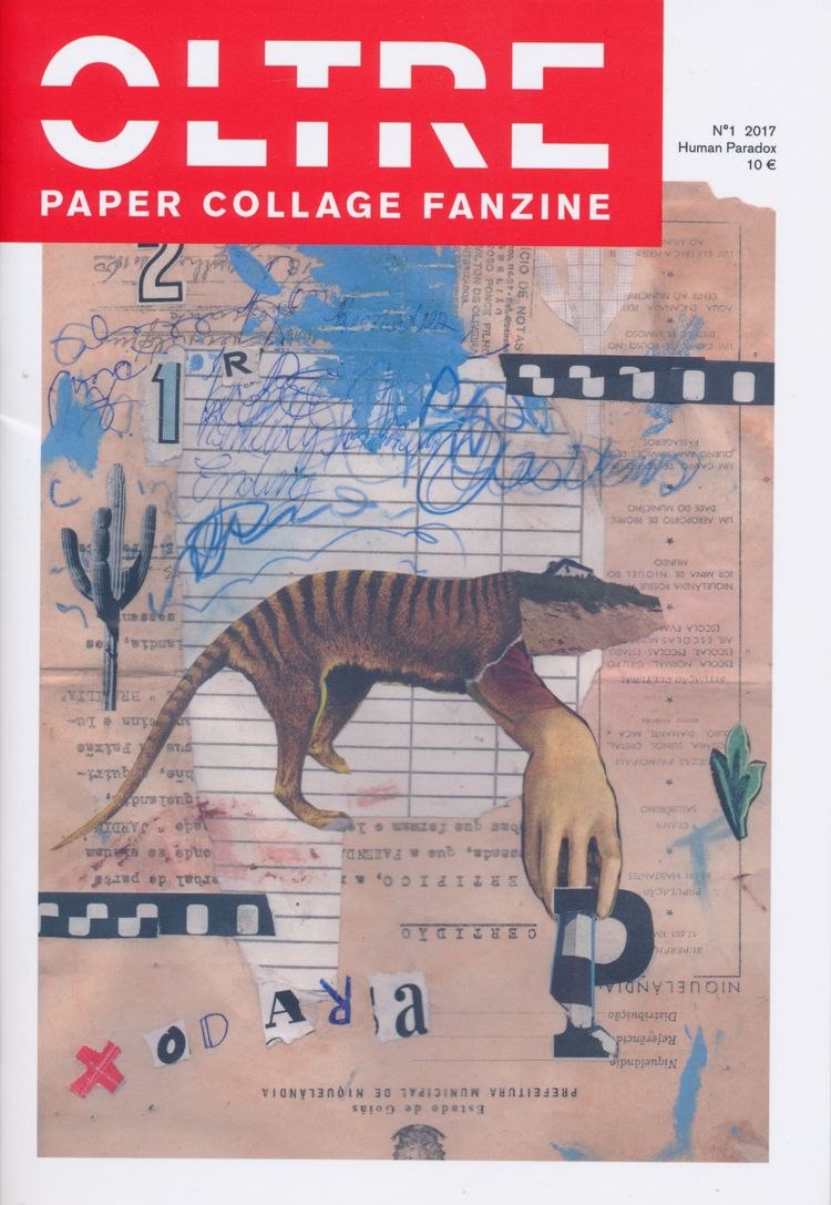 wonderful Oltre Collage​ fanzin - papiergedanken-collage-art | ello