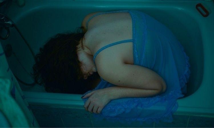 Psycosis - portrait, photography - mireiastones | ello