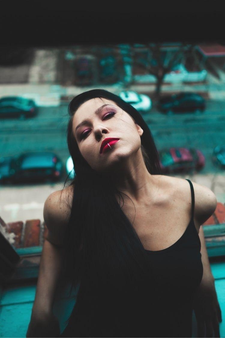Sunday Vibes - Portrait, PortraitPhotography - afterhourz | ello