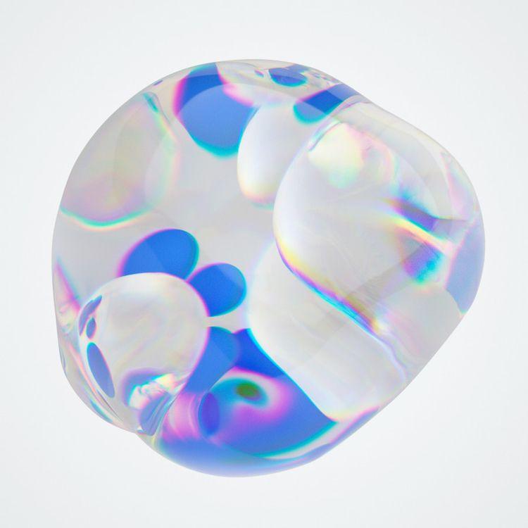 Blobby Blob - 3d, c4d, render, cinema4d - petr_lahodny | ello