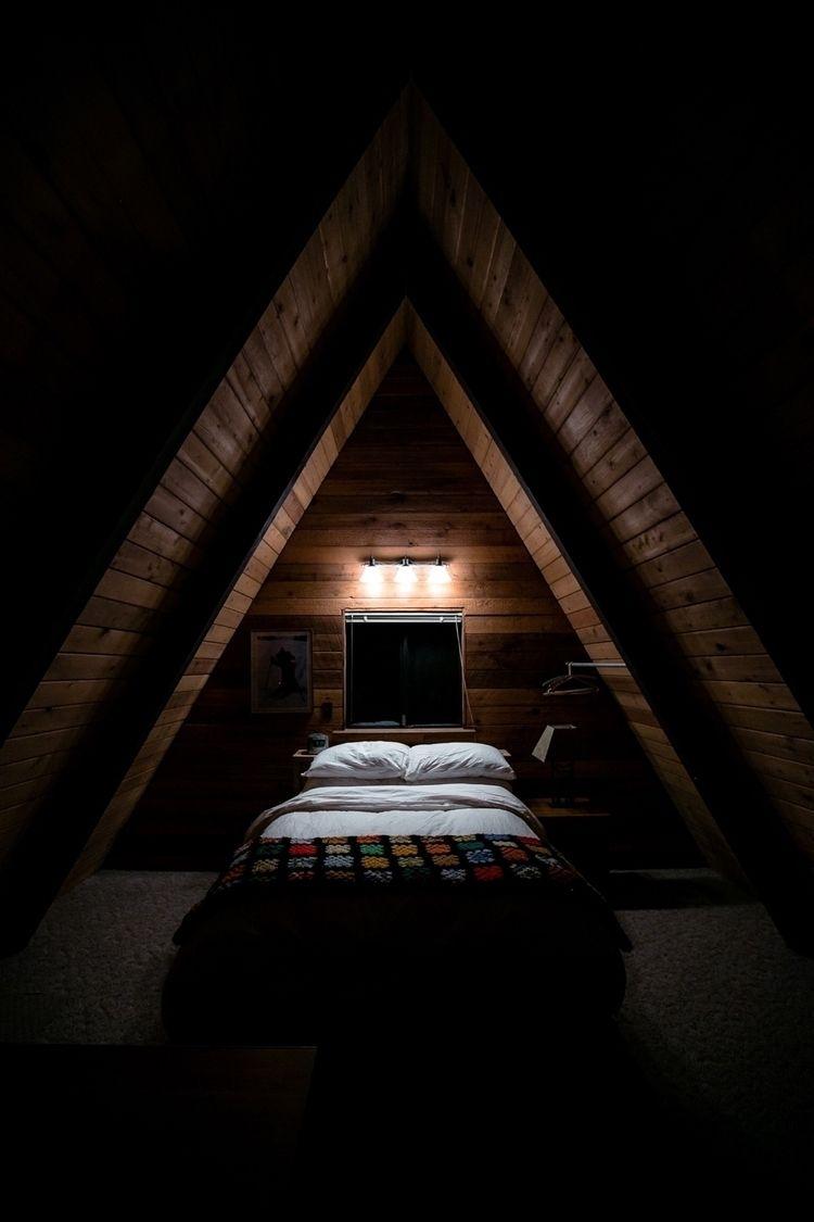 Stay cozy - fosshaus, tyehaus, pnw - snipez | ello