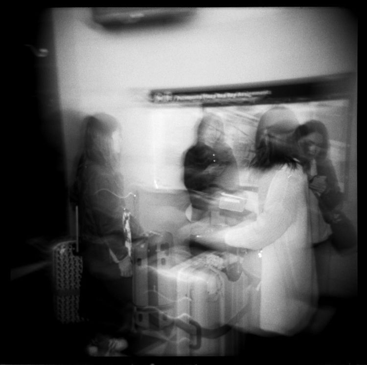 Holga flash - holga, 120mm, abstraction - ritt_faced | ello