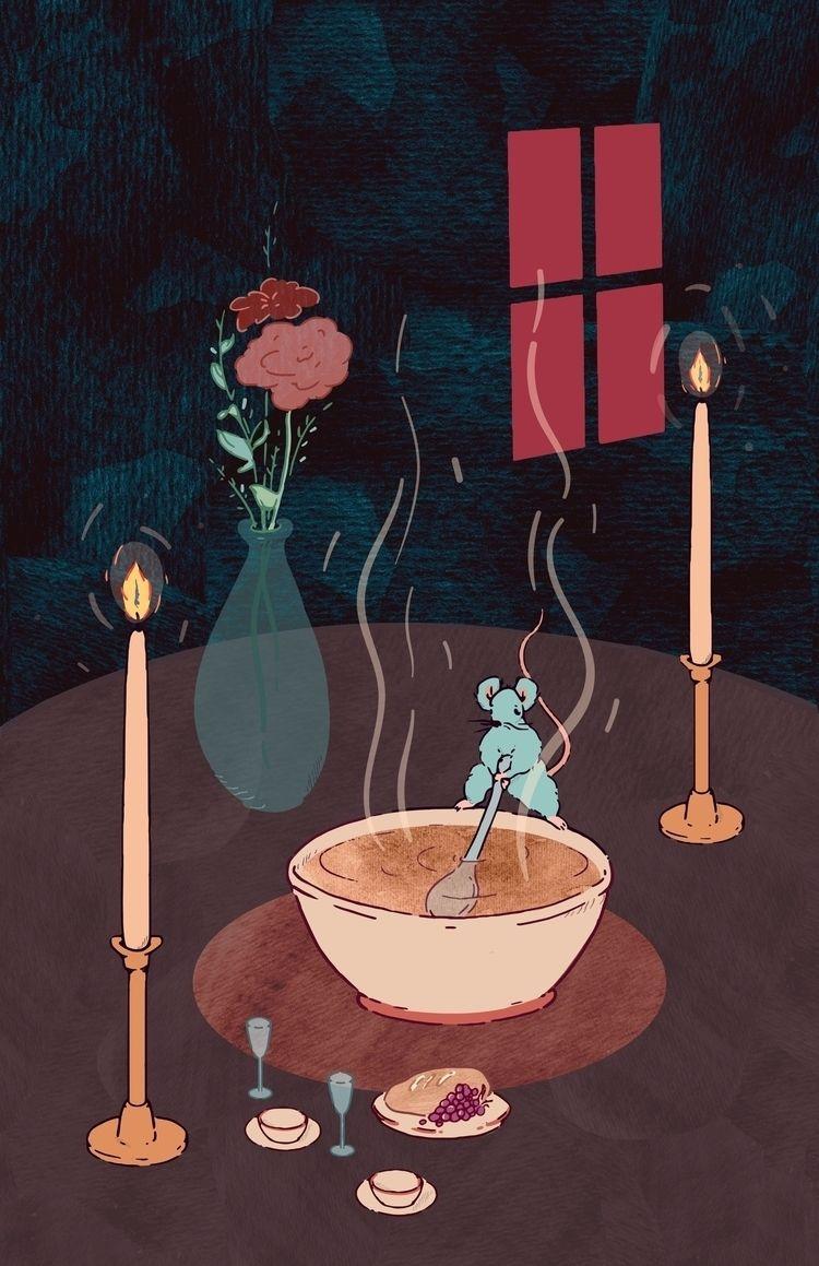 illustration, childrensillustration - lamest   ello