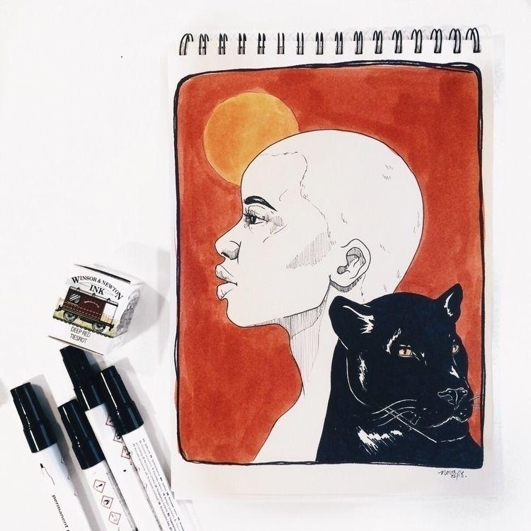 Black Panther - itsnova | ello