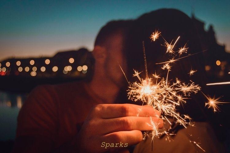 Sparks - photography, portrait, aov - silviahgmez | ello