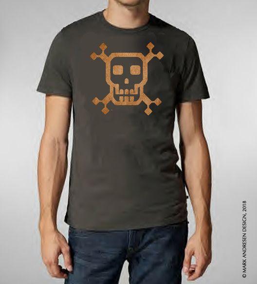 tshirts, design, skull - mark-andresen | ello