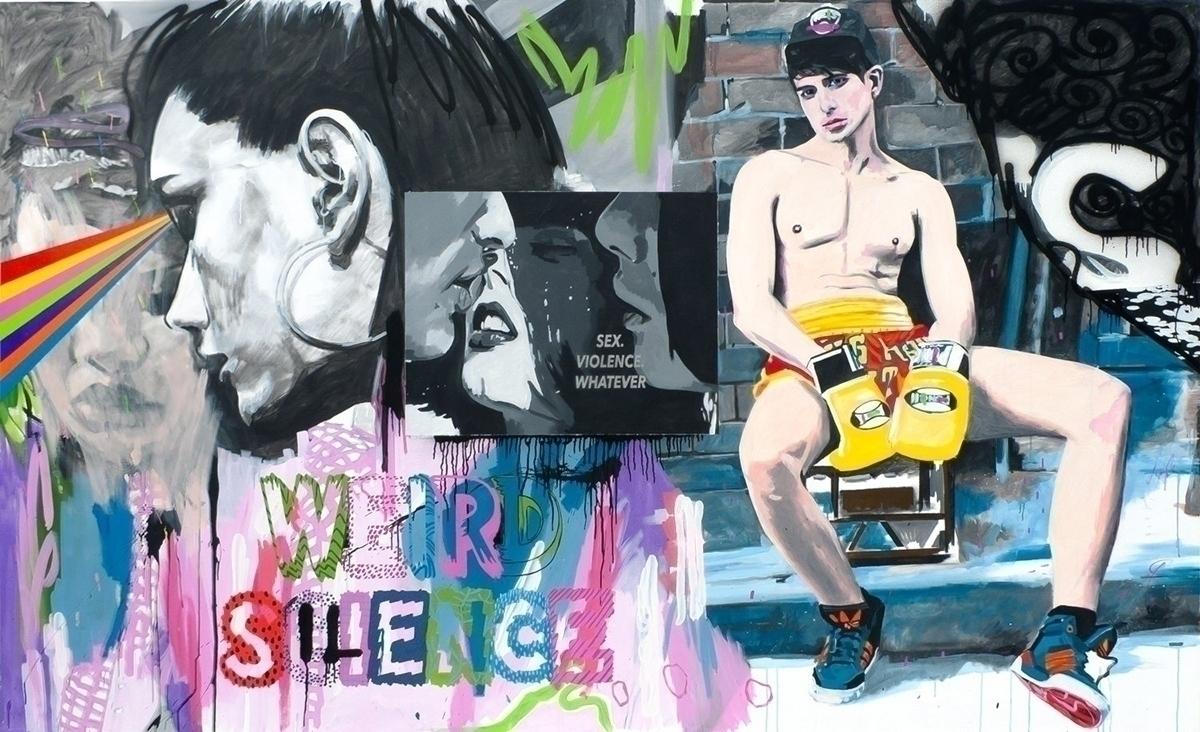 Meet Artist Stuart Semple enter - elloblog | ello