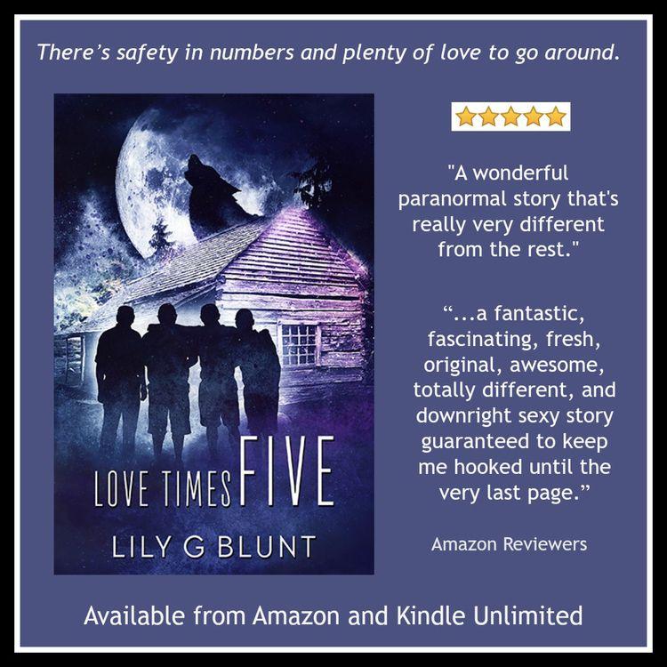KU ** Love Times Lily Blunt - KindleUnlimited - lilyg1   ello