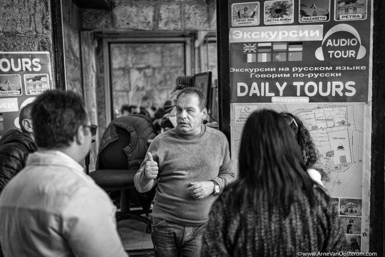 Jerusalem, Israel, Blackandwhitephotography - arnevanoosterom | ello