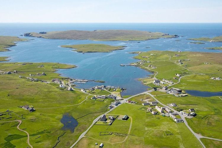 64-acre private Scottish island - red_wolf | ello