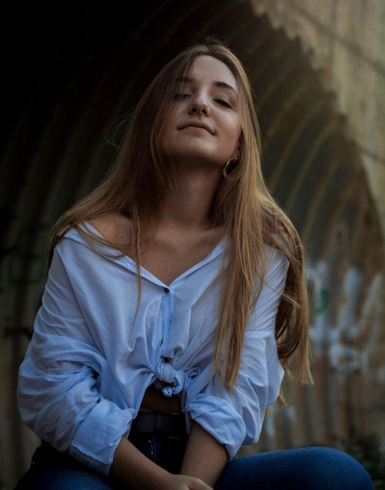 Stay smiling  - Portrait, Nikon - ferranllerena | ello