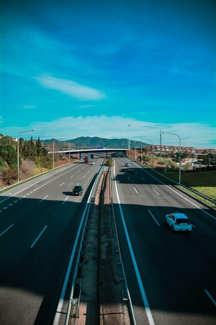 Roads  - Nikon, roads, cars, houses - ferranllerena | ello